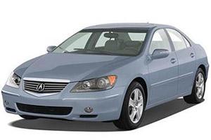 Acura RL (KB1/KB2; 2005-2012)