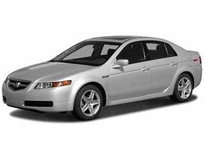 Acura TL (UA6/UA7; 2004-2008)