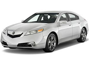 Acura TL (UA8/UA9; 2009-2014)