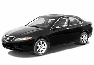 Acura TSX (CL9; 2004-2008)