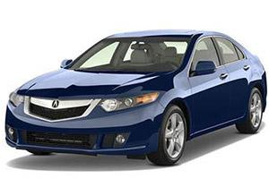 Acura TSX (CU2; 2009-2014)