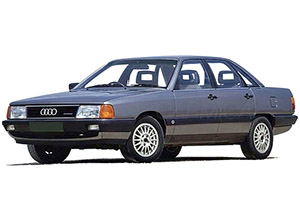 Audi 100 and 200 (C3) (1989-1991)