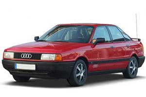 Audi 80 и 90 (B3) 1986-1991 гг.
