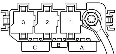 3-точечный релейный блок