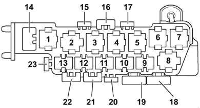 8-точечный релейный держатель (LHD)
