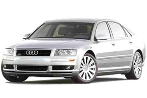 Audi A8 and S8 (1994-2002)