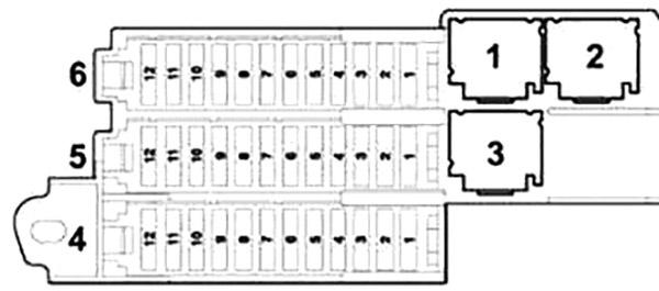 Audi Q7 (2005-2015) Fuse Diagram • FuseCheck.com | 2008 Audi Q7 Fuse Diagram |  | FuseCheck.com FuseCheck.com