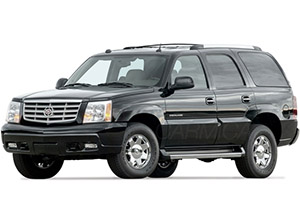 Cadillac Escalade (GMT800) (2001-2002)