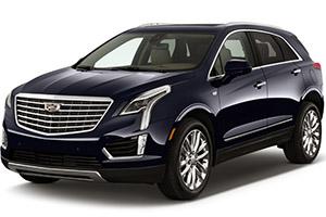 Cadillac XT5 (2017-2018)