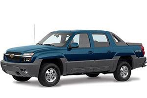 Chevrolet Avalanche (2003-2006)