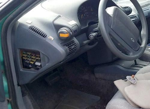 Chevrolet Beretta  Corsica  1987