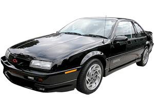 Chevrolet Beretta, Corsica (1987-1996)