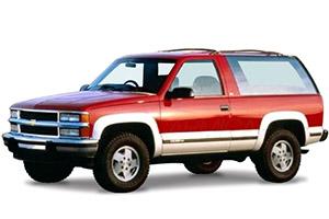 Chevrolet Blazer K1500 (1992-1994)