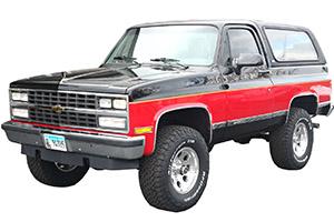 Chevrolet Blazer (1982-1991)