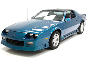 Chevrolet Camaro (1988-1992)