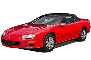 Chevrolet Camaro and Pontiac Firebird (1993-2002) Fuse ...