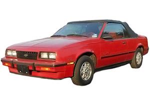 Chevrolet Cavalier (1983-1987)