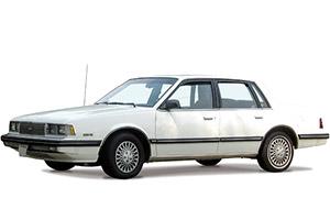 Chevrolet Celebrity (1982-1990)
