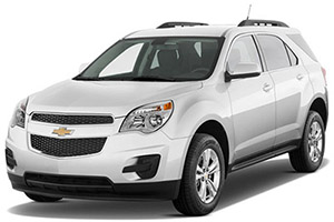 Chevrolet Equinox 2 (2010-2017)