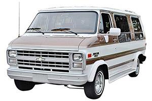 Chevrolet G20, G30 (1988-1992)