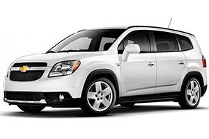 Chevrolet Orlando (2011-2018)