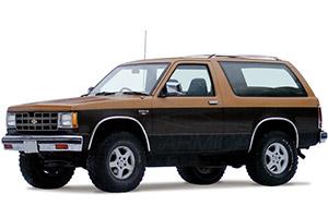 Chevrolet S-10 Blazer (1982-1994)