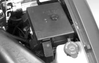 Engine Compartment Fuse Block Location