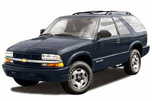 Chevrolet S-10 Blazer (1995-2005)