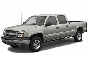 Chevrolet Silverado (2003-2006)