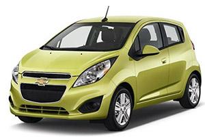 Chevrolet Spark (M300; 2009-2015)