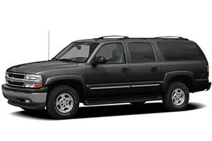 Chevrolet Suburban (2003-2006)
