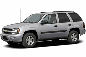 Chevrolet TrailBlazer (2002-2009)