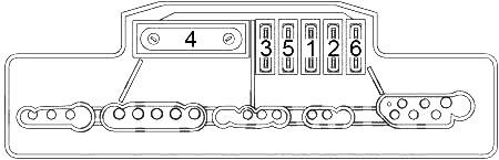 Модуль управления реле