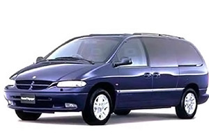 Chrysler Voyager, Town & Country and Dodge Caravan (1996 ...