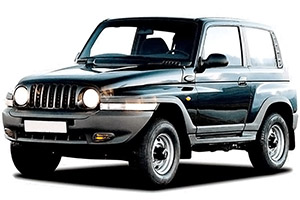 Daewoo Korando (1999-2001)