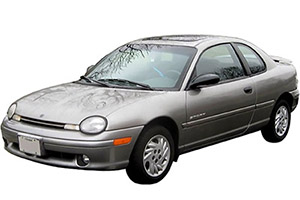 Chrysler, Dodge, Plymouth Neon (1995-1999) Fuse Diagram