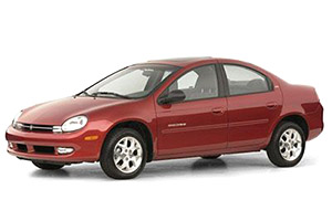 Chrysler, Dodge, Plymouth Neon (1999-2005)