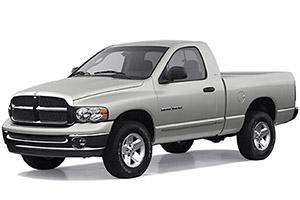 Dodge Ram 1500, 2500, 3500 (2002-2005)