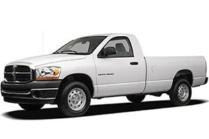 Dodge Ram 1500, 2500, 3500 (2006-2009)