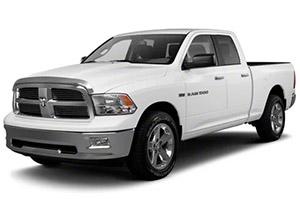Dodge Ram 1500, 2500, 3500 (2009-2011) Fuse Diagram