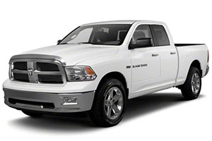 Dodge Ram 1500, 2500, 3500 (2009-2011)