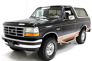 Ford Bronco (1992-1997)