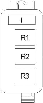 Дополнительный релейный блок