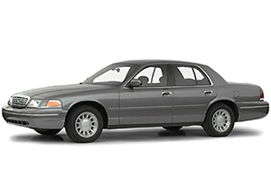 Ford Crown Victoria (1998-2002)
