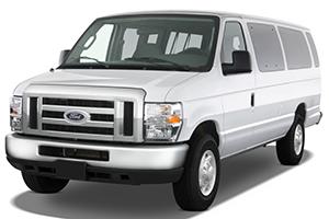 Ford E350, E450 (2016-2019)