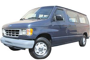 Ford Econoline / Club Wagon (1992-1996)