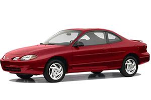 Ford Escort / Escort ZX2 (1997-2003 гг.)