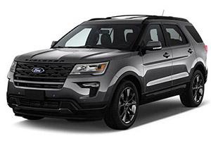 Ford Explorer (2016-2018)