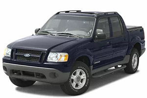 Ford Explorer Sport Trac (2000-2005)