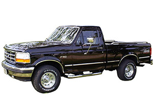 Ford F150, F250, F350 и Bronco (1992-1997)